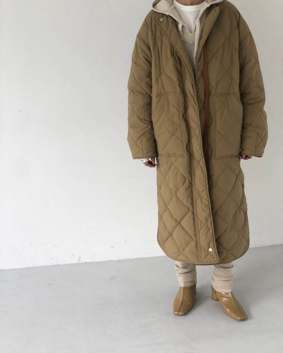 TODAYFUL トゥデイフル Quilting Down Coat 11920007 【19AW2】【新作】
