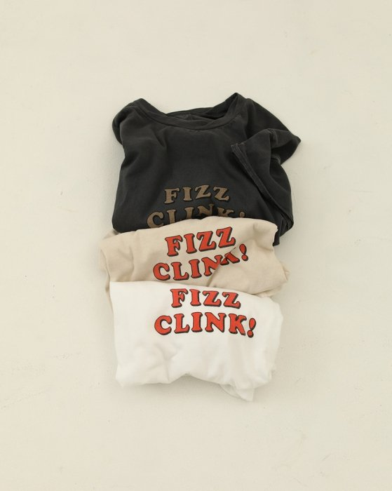 TODAYFUL トゥデイフル FlZZ CLINK T-Shirts 12010618 【20SS1】【新作】