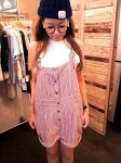 TODAYFUL トゥデイフル STRIPE SALOPETTE サロペット 11410702【14SS】【SALE】【70%OFF】<img class='new_mark_img2' src='https://img.shop-pro.jp/img/new/icons20.gif' style='border:none;display:inline;margin:0px;padding:0px;width:auto;' />