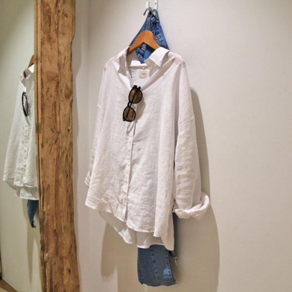 TODAYFUL トゥデイフル Linen Big SH 11710409 【17SS1】【SALE】【40%OFF】