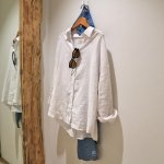 TODAYFUL トゥデイフル Linen Big SH 11710409 【17SS1】【SALE】【40%OFF】<img class='new_mark_img2' src='https://img.shop-pro.jp/img/new/icons20.gif' style='border:none;display:inline;margin:0px;padding:0px;width:auto;' />