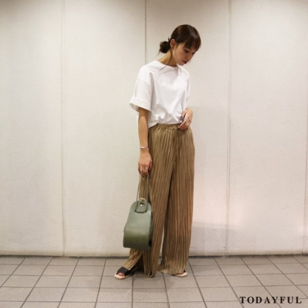 TODAYFUL トゥデイフル Dolmansleeves Pullover 11710607 【17SS1】【SALE】【50%OFF】