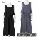 MERCURY マーキュリー 【BIJ】 3WAYカットロングワンピース 001520304101 【15SS2】【SALE】【70%OFF】<img class='new_mark_img2' src='https://img.shop-pro.jp/img/new/icons20.gif' style='border:none;display:inline;margin:0px;padding:0px;width:auto;' />