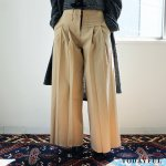 TODAYFUL トゥデイフル Pleats Chino PT 11720714 【17AW1】【SALE】【60%OFF】<img class='new_mark_img2' src='https://img.shop-pro.jp/img/new/icons20.gif' style='border:none;display:inline;margin:0px;padding:0px;width:auto;' />