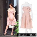MERCURY マーキュリー 【DUO】 タフタリボンベアワンピース 001530301601 【15AW1】【SALE】【70%OFF】<img class='new_mark_img2' src='https://img.shop-pro.jp/img/new/icons20.gif' style='border:none;display:inline;margin:0px;padding:0px;width:auto;' />