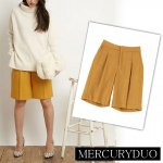 MERCURY マーキュリー 【DUO】 ブークレタックハーフパンツ 001530700201 【15AW1】【SALE】【70%OFF】<img class='new_mark_img2' src='https://img.shop-pro.jp/img/new/icons20.gif' style='border:none;display:inline;margin:0px;padding:0px;width:auto;' />