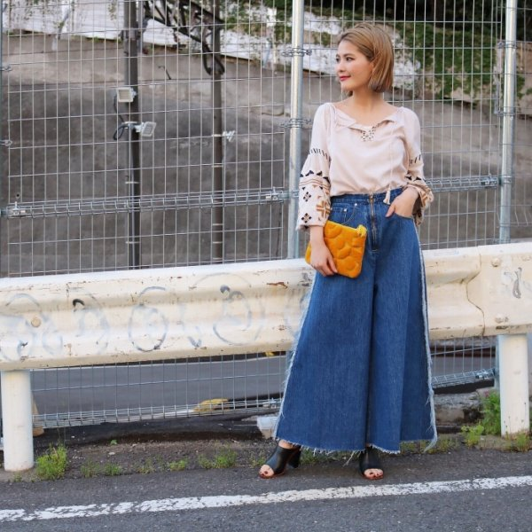 TODAYFUL トゥデイフル Embroidery Skipper Blouse 11720408 【17AW1】【済】