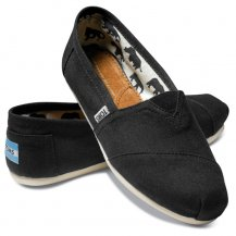 <img class='new_mark_img1' src='https://img.shop-pro.jp/img/new/icons14.gif' style='border:none;display:inline;margin:0px;padding:0px;width:auto;' />TOMS【トムス】CANVAS WOMEN'S CLASSICS