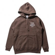 <img class='new_mark_img1' src='https://img.shop-pro.jp/img/new/icons14.gif' style='border:none;display:inline;margin:0px;padding:0px;width:auto;' />PAWN 【パウン】COFFIN ZIP HOODIE (ジップパーカー)