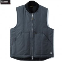 <img class='new_mark_img1' src='https://img.shop-pro.jp/img/new/icons14.gif' style='border:none;display:inline;margin:0px;padding:0px;width:auto;' />BLUCO 【ブルコ】 RIB VEST(リブベスト)