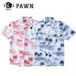 <img class='new_mark_img1' src='https://img.shop-pro.jp/img/new/icons21.gif' style='border:none;display:inline;margin:0px;padding:0px;width:auto;' />PAWN 【パウン】PALM TREE PAWN SHIRT 半袖シャツ