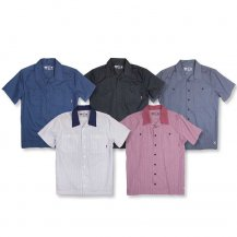 <img class='new_mark_img1' src='//img.shop-pro.jp/img/new/icons14.gif' style='border:none;display:inline;margin:0px;padding:0px;width:auto;' />BLUCO 【ブルコ】 STANDARD WORK SHIRTS S/S (シャツ)