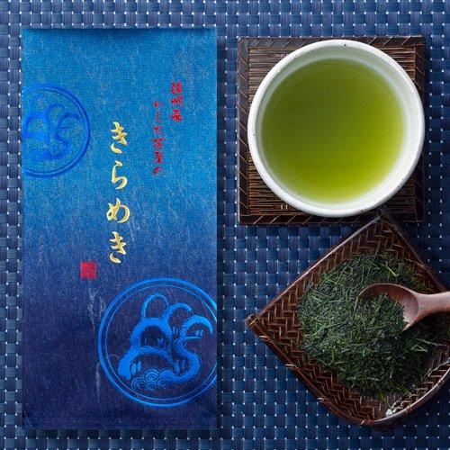 石田の上級煎茶 「きらめき」 100g袋入