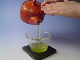 上級茶から集められた「上棒茶(茎茶)」100g袋入 [3]
