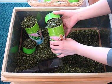 一番茶の棒茶 「お徳用棒茶(茎茶)」280g袋入 [2]