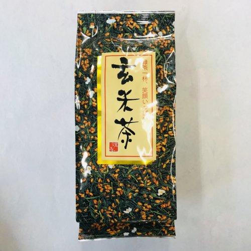 後味さっぱり 「普通玄米茶」200g袋入 [1]