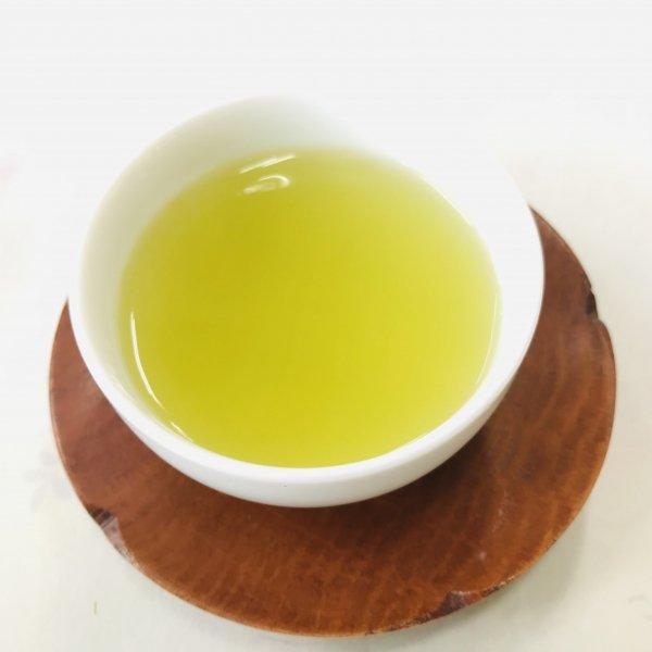 後味さっぱり 「普通玄米茶」200g袋入 [2]