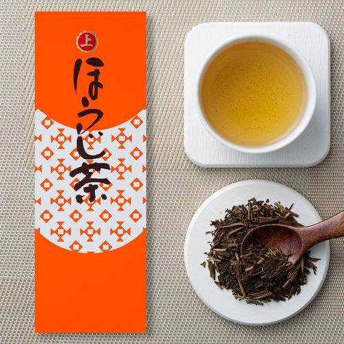 香ばしい香 「上ほうじ茶」200g袋入