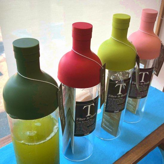 ハリオ フィルターインボトル 750ml(茶葉計量スプーン付き) [4]