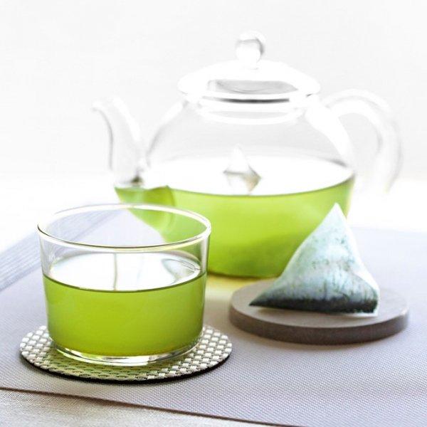 「送料込」濃旨緑茶ティーバッグ5g×55ケ×10袋