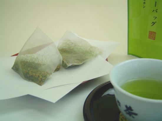 韃靼そば緑茶ティーバッグ「そば茶らり」5g×20ヶ入 [3]