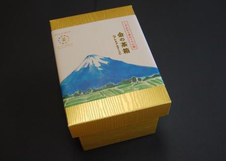 金の茶箱(きんのちゃばこ)静岡茶飲み比べ一煎パック詰め合わせ(8g×10産地) [3]