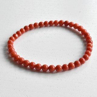 天然血赤珊瑚ブレス B