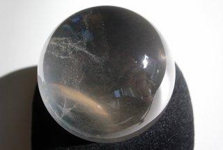 ルチル水晶球