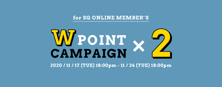 SG Online Store W Point Campaimgn