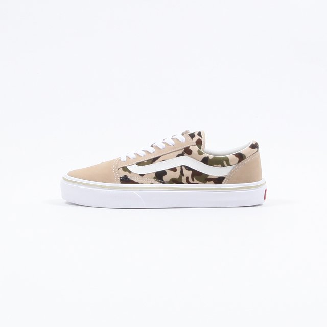 And Camo v36lite Gold |silver sandbeige Vans Old Skool Lite OAnqIU07