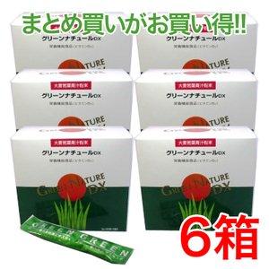 【送料無料】グリーンナチュールDX60袋 6箱