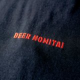 【BEER NOMITAI】刺繍Tシャツ