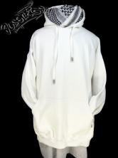 【 PRO CLUB プロクラブ 】 パーカー PULLOVER 12.5oz HEAVY HOODIE (WHITE)