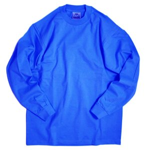 【 PRO CLUB プロクラブ 】 LONG T-SHIRT(BLUE)