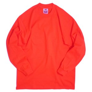 【PRO CLUB プロクラブ】 LONG T-SHIRT(RED)