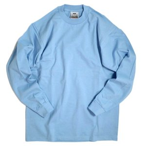 【PRO CLUB プロクラブ】 LONG T-SHIRT(LIGHT BLUE)