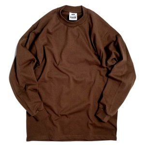 【PRO CLUB プロクラブ】 TALL LONG T-SHIRT(BROWN)