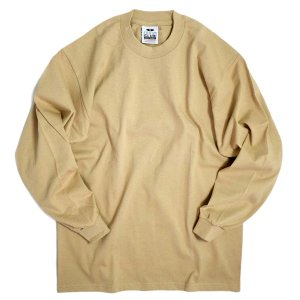 【 PRO CLUB プロクラブ 】 LONG T-SHIRT(KHAKI)