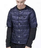 <img class='new_mark_img1' src='https://img.shop-pro.jp/img/new/icons2.gif' style='border:none;display:inline;margin:0px;padding:0px;width:auto;' />MENS TAION EXTRA CREW NECK INNER DOWN SET NAVY