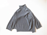 <img class='new_mark_img1' src='https://img.shop-pro.jp/img/new/icons2.gif' style='border:none;display:inline;margin:0px;padding:0px;width:auto;' />DEMYLEE  CASHMERE RUSSELL SWEATER LT GREY