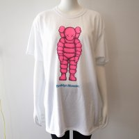 KAWS × BROOKLYN MUSEUM WHAT PARTY T SHIRTS