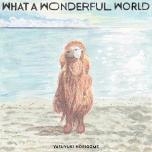 YASUYUKI HORIGOME - WHAT A WONDERFUL WORLD (LP) (NEW)