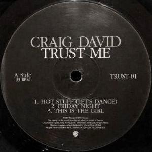 CRAIG DAVID - TRUST ME (12) (VG+)
