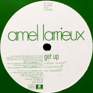 AMEL LARRIEUX - GET UP (12) (EX/VG+)