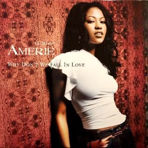 AMERIE - WHY DON'T WE FALL IN LOVE (12) (VG+/VG+)