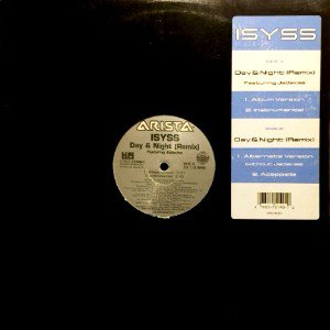 ISYSS - DAY & NIGHT (REMIX) (12) (VG+/VG+)