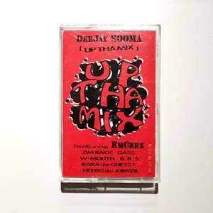 DEE JAY SOOMA - UP THA MIX (CASSETTE) (VG+/VG+)