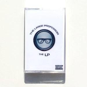 LARGE PROFESSOR - THE LP (CASSETTE) (RE) (NEW)