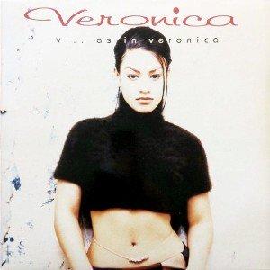 VERONICA - V... AS IN VERONICA (LP) (VG/VG+)