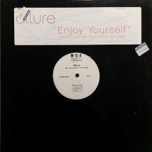ALLURE - ENJOY YOURSELF (12) (PROMO) (VG+/VG+)